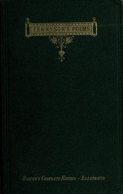 Poems by Alfred, Lord Tennyson