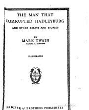Cover of: The writings of Mark Twain [pseud.] | Mark Twain