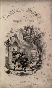 Cover of: The posthumous papers of the Pickwick club by Nancy Holder