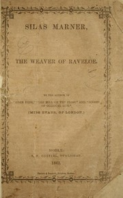 Cover of: Silas Marner: the weaver of Raveloe