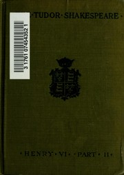 Cover of: King Henry VI Part II