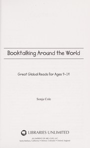 Cover of: Booktalking around the world | Sonja Cole