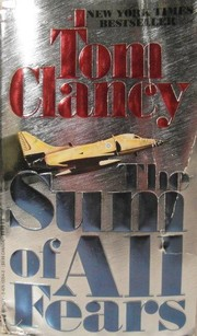 Cover of: The Sum of All Fears | Tom Clancy