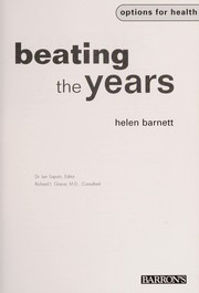 Cover of: Beating the years