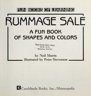 Cover of: Jumble sale: a fun book of shapes and colors