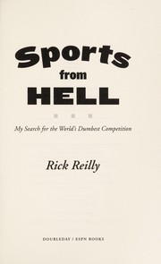 Cover of: Sports in hell