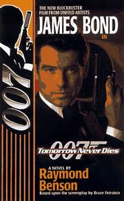 Cover of: Tomorrow Never Dies (Boulevard Movie Tie-In)