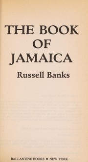 Cover of: The Book of Jamaica
