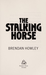 Cover of: The stalking horse