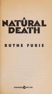 Cover of: A Natural Death | Ruthe Furie