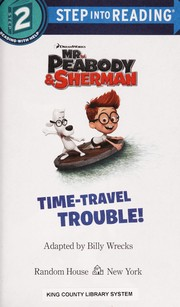 Cover of: Time-travel trouble!