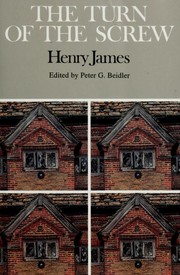 Cover of: The turn of the screw | Henry James Jr.
