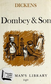 Cover of: Dombey and Son