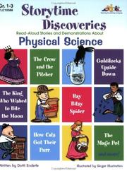 Cover of: Storytime Discoveries: Physical Science: Read-Aloud Stories and Demonstrations