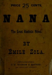 Cover of: Nana