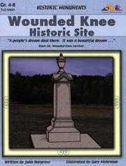 Cover of: Wounded Knee Historic Site | Gary Mohrmann