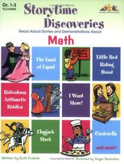 Cover of: Storytime Discoveries: Math: Read-Aloud Stories and Demonstrations for Grades 1-3 (Storytime Discoveries)