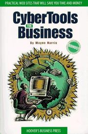 Cover of: CyberTools for business