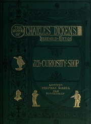 Cover of: The old curiosity shop