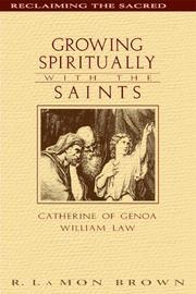 Cover of: Growing spiritually with the saints