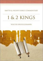 Cover of: 1 & 2 Kings