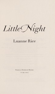 Cover of: Little night