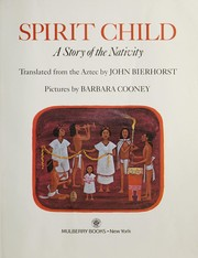Cover of: Spirit Child |