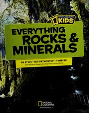 Cover of: NGK everything rocks and minerals