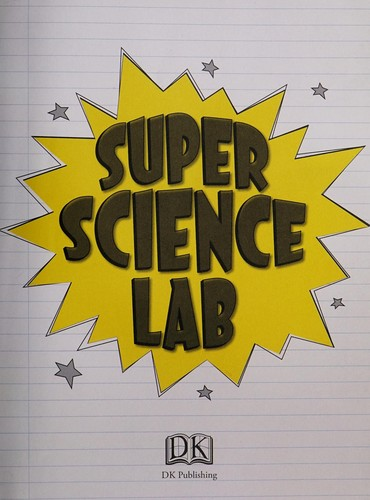 Super science lab by Richard Hammond