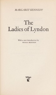Cover of: The ladies of Lyndon | Margaret Kennedy