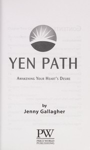 Cover of: Yen path