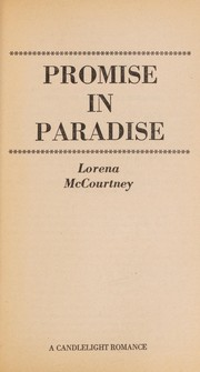 Cover of: Promise in paradise