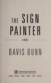 Cover of: The sign painter