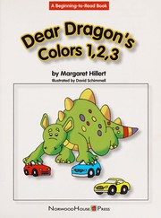 Cover of: Dear dragon's colors 1, 2, 3 | Margaret Hillert