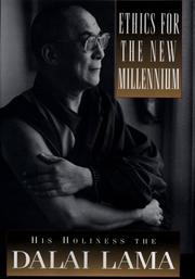 Cover of: Ethics for the new millennium | 14th Dalai Lama