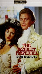 Cover of: The Scarlet Pimpernel