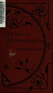 Cover of: The pioneers: or, The sources of the Susquehanna, a descriptive tale