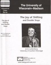 Cover of: The Joy of Shifting and Double Stops |