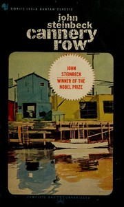 Cover of: Cannery Row