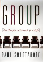 Cover of: Group | Paul Solotaroff