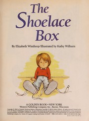 Cover of: The shoelace box