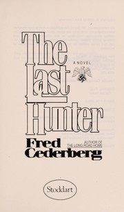 Cover of: The Last Hunter | Cederberg Fred