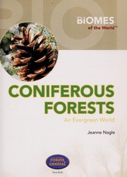 Cover of: Coniferous forests | Jeanne M. Nagle