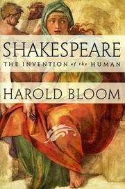 Cover of: Shakespeare: The Invention of the Human