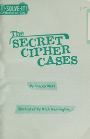 Cover of: The secret cipher cases
