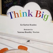 Cover of: Think big