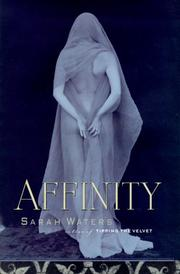 Cover of: Affinity