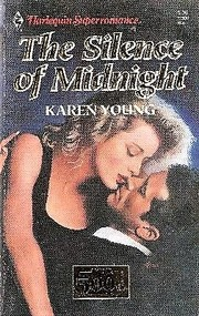 Cover of: The Silence of Midnight | Karen Young