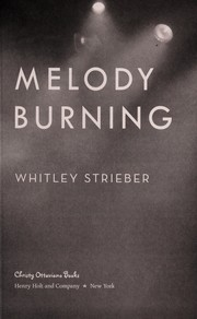 Cover of: Melody burning