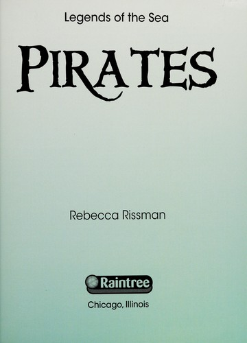 Pirates by Rebecca Rissman
